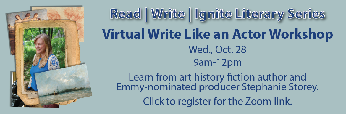 Write Like an Actor Workshop