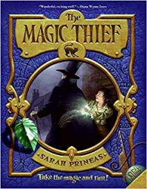 "Cover image for ""The Magic Thief"""