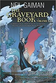 "Image for ""The Graveyard Book Graphic Novel: Volume 1"""
