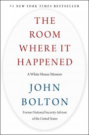 "Cover image for ""The Room Where It Happened"""