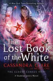 "Image for ""The Lost Book of the White"""