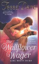 "Image for ""The Wallflower Wager"""