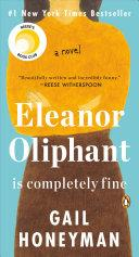 "Image for ""Eleanor Oliphant Is Completely Fine"""
