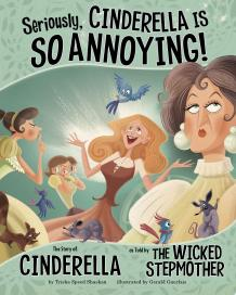 "Image for ""Seriously, Cinderella Is So Annoying!"""