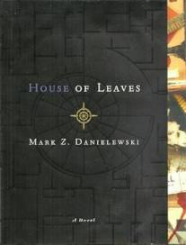 "Cover image for ""House of Leaves"""