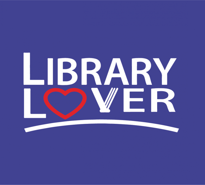 Library Lover campaign logo